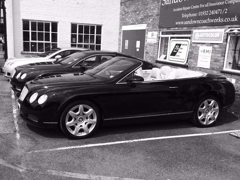 BENTLEY BODYSHOP ACCIDENT REPAIR SERVICE CENTRE - Independent bentley servicing